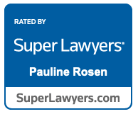 Super Lawyers Pauline Rosen