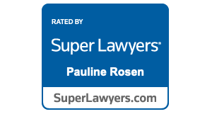 Pauline Rosen Super Lawyer